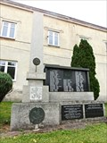 Image for Combined  World War Memorial - Protivanov, Czech Republic