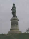Image for La statue monumentale de Vercingétorix - Alise-Sainte-Reine, France
