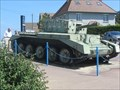 Image for Centaur IV Tank, Sword Beach, Hermansville-Sur-Mer, France