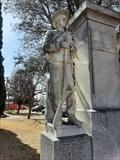 Image for Hall County Civil War Memorial - Memphis, TX