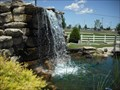 Image for Falls Recreation Center Water Fall- OFallon MO
