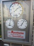 Image for Weather station on the Westend Apotheke - Nurnberg, BY, Germany