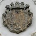 Image for Aliancni erb rodu Harrachu a Ditrichstejnu - Namest na Hane, Czech Republic