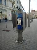 Image for Dvojice telefonu -  jižní cást Námestí Svobody, Brno, CZ