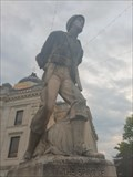 Image for The Spirit of the Fighting Yank - Bloomington, IN