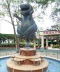 Image for Barney - Universal Studios, Orlando, Florida, USA.
