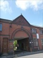 Image for Middleport Pottery - Burslem, Stoke-on-Trent, Staffordshire, England, UK.