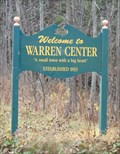 Image for Warren Center - Bradford County, PA