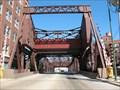 Image for Cermak Road Scherzer rolling lift bascule bridge - Chicago, IL