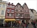 Image for Fachwerkhäuser, Hauptmarkt 22/23/37, Trier - Rheinland-Pfalz / Germany