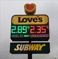Image for Love's Travel Center - Highway 69 at Highway 412, Chouteau, Oklahoma