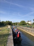 Image for Écluse 5 St-Lazare - Canal de l'Ourcq - Meaux, France, UK