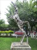 Image for Horse sculpture - Poa, Brazil