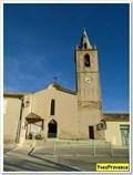 Image for L'horloge de l'église Saint-Pierre-ès-Liens - Saumane, France