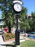 Image for Public Clock, St. Bernard, OH