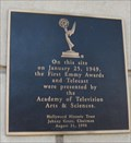 Image for FIRST - Broadcast of the Emmy Awards - Los Angeles, CA
