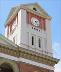 Image for Schuyler County Courthouse Clock - Rushville, IL