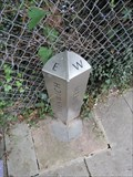 Image for Greenwich Meridian Marker Post - Farnaby Road, Bromley, London, UK