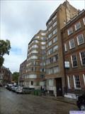 Image for Hercule Poirot's Apartment - Florin Court, Charterhouse Square, London, UK
