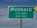 Image for Hubbard, TX - Population 1423