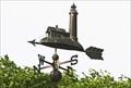Image for Lighthouse Weather Vane- Frankfort MI