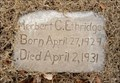 Image for Herbert C. Ethridge - Smith Cemetery, Moore, OK