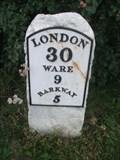 Image for Milestone - B1368, Hormead, Herts, UK