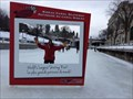 Image for Rideau Canal Framed View - Ottawa, Ontario, Canada