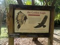 Image for Golden Eagle Information Sign  -  Davie, FL