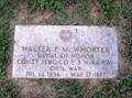 Image for Walter Fields McWhorter-Salem, WV