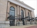 Image for Union Station served rail passengers from 1914-1979 -- Wichita KS
