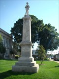 Image for Confederate Soldier's Memorial - Newton, North Carolina