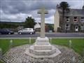 Image for Princetown War Memorial