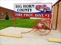 Image for Big Horn Rural Fire Protection District No 1 Hose Reel - Lovell, WY