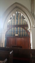 Image for Church Organ - St Mary - Frampton on Severn, Gloucestershire