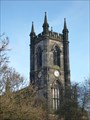 Image for Minster Church of St Peter ad Vincula, Church Tower - Stoke, Stoke-on-Trent, Staffordshire.