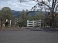 Image for Wagon wheels, 'Wangat Trig Rd', Bandon Grove, NSW, Australia