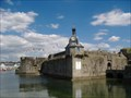 Image for Le beffroi de Concarneau-FRANCE