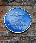 Image for Agatha Christie - Wallingford, Oxfordshire