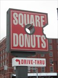 """Image for Square Donuts - """"Hole New Paradigm"""" - Terre Haute, IN"""