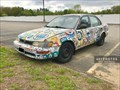 Image for 1992 Toyota Corolla - Hand-Painted Art Car - Norton, Massachusetts