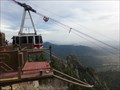 Image for World's Longest Aerial Tramway - Sandia Peak, Albaquerque, New Mexico, USA.