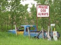 Image for Praise God Always - McLeod Valley, Alberta