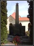 Image for Pomník vojákum Rudé armády - Zdar nad Sazavou, Czech Republic