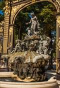 Image for Fontaine d'Amphitrite - Nancy, FR