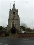 Image for St Lawrence Church - Chobham, Surrey, UK.