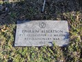 Image for Ephraim Albertson (1742) - Old Newtown Friends Burial Ground - Oaklyn, NJ