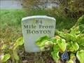 Image for Boston Post Road Mile 84 - Palmer, MA