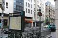 Image for Station de Metro Rambuteau - Paris, France
