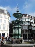 Image for Stork Fountain - Copenhagen - Denmark